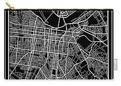 Louisville Kentucky City Map 6 Carry-all Pouch