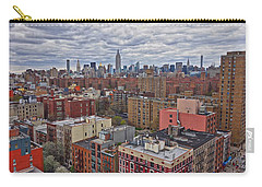 Manhattan Landscape Carry-all Pouch by Joan Reese