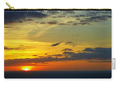 Extraordinary Maui Sunset Carry-all Pouch