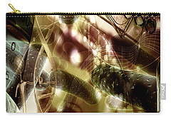 Medils Art Carry-all Pouch by Danica Radman