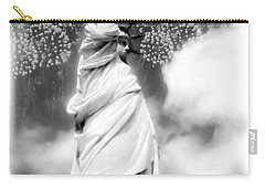 My Lady Liberty Carry-all Pouch by Janie Johnson