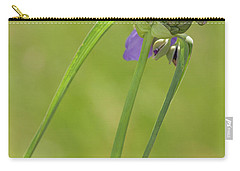 Ohio Spiderwort Carry-all Pouch