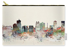Orlando Florida Skyline Carry-all Pouch