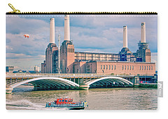 Pink Floyd's Pig At Battersea Carry-all Pouch