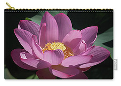 Pink Lotus Blossom Carry-all Pouch