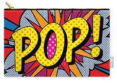Pop Art - 4 Carry-all Pouch