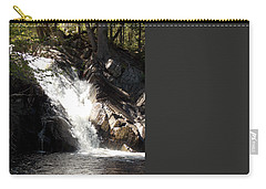 Poplar Stream Falls Carry-all Pouch by Catherine Gagne