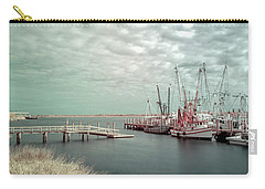 Port Royal Shrimp Boats Carry-all Pouch