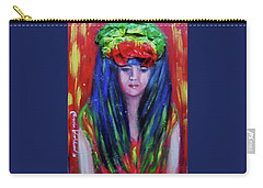 Rasta Girl Carry-all Pouch