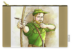 Robin Hood The Legend Carry-all Pouch