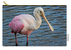Roseate Spoonbill 1 Carry-all Pouch