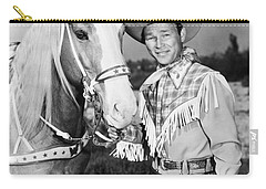 Roy Rogers Carry-all Pouch by Granger