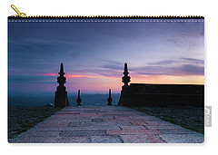 Carry-all Pouch featuring the photograph Sanctuary by Edgar Laureano
