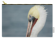 Carry-all Pouch featuring the photograph Simplicity by Fraida Gutovich