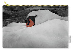 Carry-all Pouch featuring the photograph Sleeping Beauty by Scott Carruthers