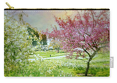 Carry-all Pouch featuring the photograph Solitude by Diana Angstadt