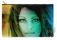 Sophia Loren Carry-all Pouch