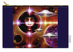 Space  Enigma  Carry-all Pouch