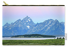 Carry-all Pouch featuring the photograph Spotless Sunrise by David Chandler