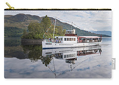 Steamship Sir Walter Scott On Loch Katrine Carry-all Pouch
