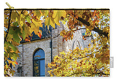 Stone Chapel Fall Carry-all Pouch