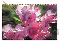 Summer Flowers Carry-all Pouch by Vladimir Kholostykh