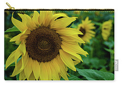 Sunflower Fields Carry-all Pouch