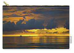Sunrise Miami Beach Carry-all Pouch