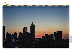Sunset In Atlanta Carry-all Pouch