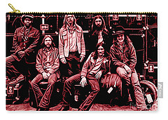 The Allman Brothers Collection Carry-all Pouch by Marvin Blaine