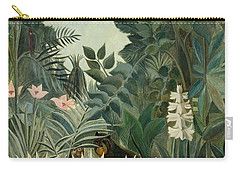 The Equatorial Jungle Carry-all Pouch