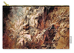 The Fall Of The Damned Carry-all Pouch