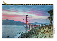 The Golden Gate Carry-all Pouch by JR Photography