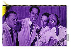 The Ink Spots Collection Carry-all Pouch