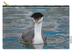 Carry-all Pouch featuring the photograph The Look by Fraida Gutovich
