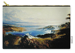 The Plains Of Heaven Carry-all Pouch