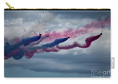 The Red Arrows Carry-all Pouch by Nichola Denny
