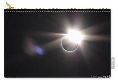 Total Eclipse 2017 Lens Flare Carry-all Pouch