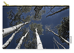 Towering Aspens Carry-all Pouch