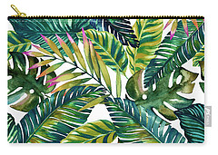 Tropical  Carry-all Pouch by Mark Ashkenazi