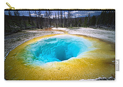 Usa, Wyoming, Yellowstone National Carry-all Pouch