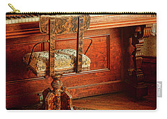 Vintage Piano Carry-all Pouch by Jill Battaglia