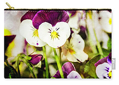 Viola Carry-all Pouch by Martina Fagan