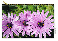 The African Daisy 2 Carry-all Pouch