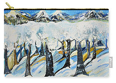 Winterland Carry-all Pouch