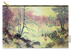 Woods And Wetlands Carry-all Pouch