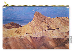 Zabriskie Point Carry-all Pouch by Catherine Lau