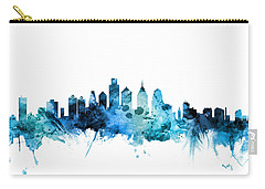 Philadelphia Pennsylvania Skyline Carry-all Pouch