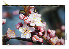 Tree Blossoms Carry-all Pouch