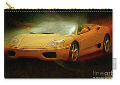 2003 Ferrari 360f1 Carry-all Pouch